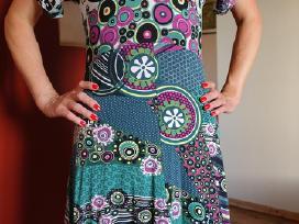 Stilinga trikotažinė suknelė
