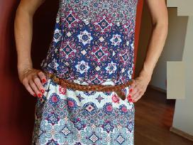Stilinga vasariška suknelė