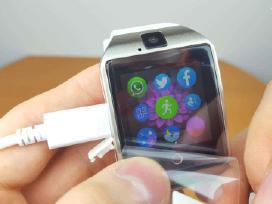 Išmanieji laikrodžiai Sim, GPS, Nauji Su Garantija - nuotraukos Nr. 2