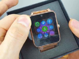 Išmanieji laikrodžiai Sim, GPS, Nauji Su Garantija - nuotraukos Nr. 4