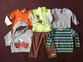 Džemperis, marškinėliai, megztukai, kelnės 6 vnt.