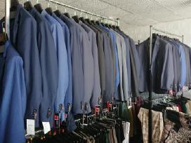 Didelių dydžių vyr.kostiumai 60 - 80 dydžiai