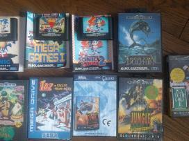 Sega originalus Pal zaidimai