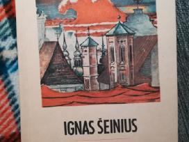 Ignas Šeinius Raudonasis tvanas