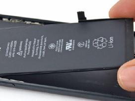 Apple iPhone Se 6 6s kokybiškos baterijos