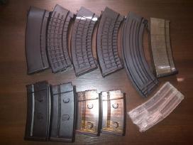 6mm Airsoft Ak ir Sg Mid-cap ir Real-cap dėtuvės - nuotraukos Nr. 2