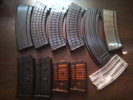 6mm Airsoft Ak ir Sg Mid-cap ir Real-cap dėtuvės - nuotraukos Nr. 3