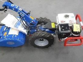 "Tracmaster 710 C/w 20 ""Rotavator"