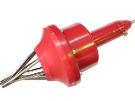 Įrankis pusašių gumoms uždėti orinis 25 - 110 mm - nuotraukos Nr. 2