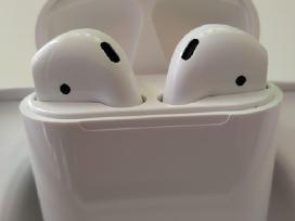 Apple Airpods stiliaus ausines