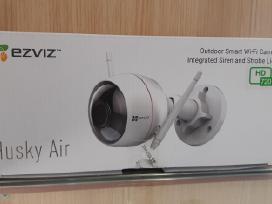 Nauja Husky Air stebėjimo kamera