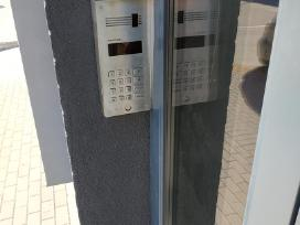 Kameros domofonas telefonspynes