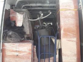 Krovinių pervežimo ir perkraustymo paslaugos - nuotraukos Nr. 3