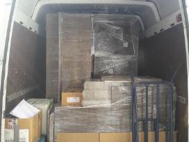 Krovinių pervežimo ir perkraustymo paslaugos - nuotraukos Nr. 5