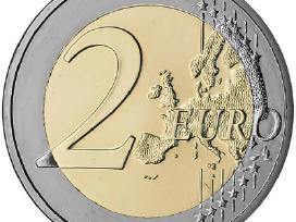 2 € euro monetos (nuolat atnaujinama 2015-2019 m.)