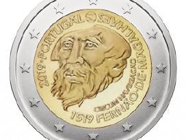 2019 Portugalijos 2 eurų moneta