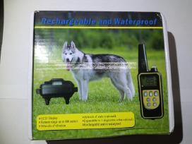Elektrinis antkaklis šuns dresavimui (įkraunamas)