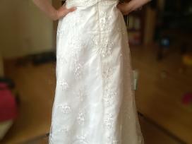 Nauja vestuvinė suknelė - nuotraukos Nr. 2