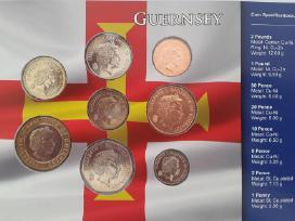 1 pensas- 2 svarai Guernsey - nuotraukos Nr. 2