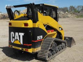 Bobcat ,mini ekskavatoriaus nuoma