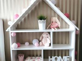 Nauja vaikiška lentyna- namelis