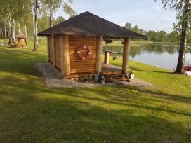 Poilsis gamtoje prie Durių ežero