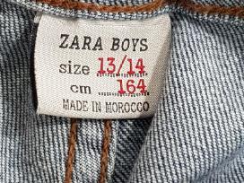 Zara džinsai berniukui 164 cm - nuotraukos Nr. 2