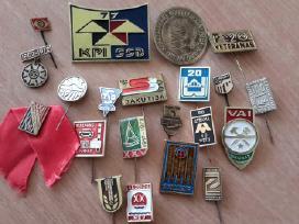 Perku Ženkliukus, apdovanojimus, perku kolekcijas