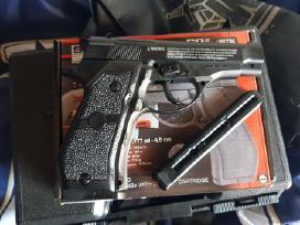 Airsoft Co2 pistoletas P84 full metal 4,5mm - nuotraukos Nr. 2