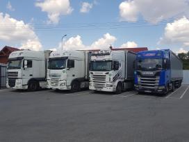 Tolimųjų reisų vairuotojai Lietuva Ispanija