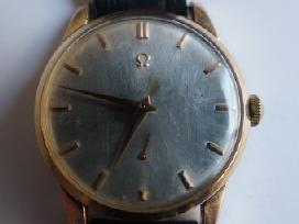 Perku Senus Omega Rankinius Laikrodžius
