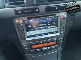 Toyota Avensis 2002-08 Android9 multimedia Usb/GPS
