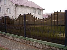 Pirkciau tvoros vartus ir vartelius - nuotraukos Nr. 4
