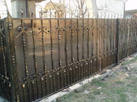 Pirkciau tvoros vartus ir vartelius - nuotraukos Nr. 3