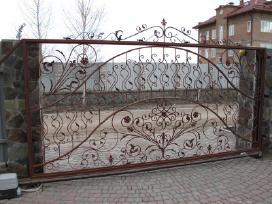 Pirkciau tvoros vartus ir vartelius