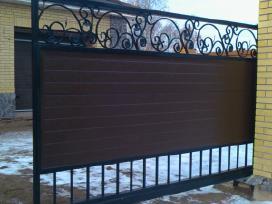 Pirkciau tvoros vartus ir vartelius - nuotraukos Nr. 2