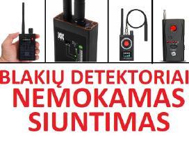 Profesionalus blakiu kameru detektoriai GPS Gsm