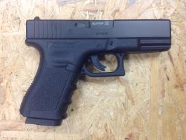 Galingiausias airsoft pistoletas Glock 19 - 140 ms - nuotraukos Nr. 2