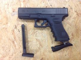 Galingiausias airsoft pistoletas Glock 19 - 140 ms - nuotraukos Nr. 3