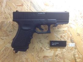 Galingiausias airsoft pistoletas Glock 19 - 140 ms - nuotraukos Nr. 4