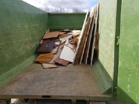 Šiukšlių išvežimas, atliekų tvarkymas - nuotraukos Nr. 3
