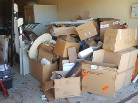 Skubus Šiukšlių išvežimas, atliekų tvarkymas - nuotraukos Nr. 2