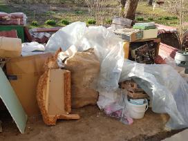 Šiukšlių išvežimas, atliekų tvarkymas - nuotraukos Nr. 2