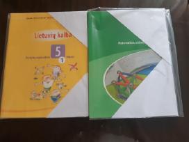 Vaikų pratybos ir sportiniai žurnalai