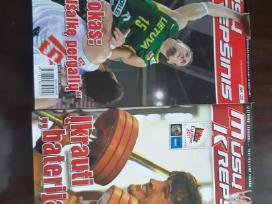 Vaikų pratybos ir sportiniai žurnalai - nuotraukos Nr. 3