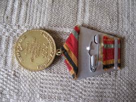 CCP medalis .zr. foto. - nuotraukos Nr. 2