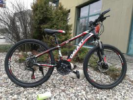 Pigiai Mtb Galaxy Black Red Shimano