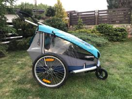 Nordic cab/croozer/weehoo dviračio priekabų nuoma