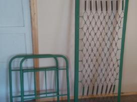 Metalinė lova - nuotraukos Nr. 4