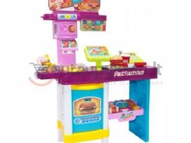 """Žaislas """"Greito maisto virtuvėlė"""""""